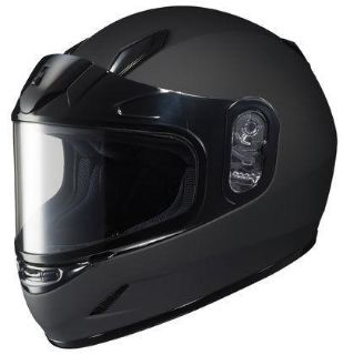 Find HJC CL-Y Matte Black Large Dual Lens Youth Snowmobile Snow Sled Helmet Lrg Lg motorcycle in Ashton, Illinois, US, for US $94.49
