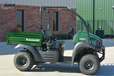 2018 Kawasaki Mule SX 4X4 Side x Side Utility Vehicles Oklahoma City, OK