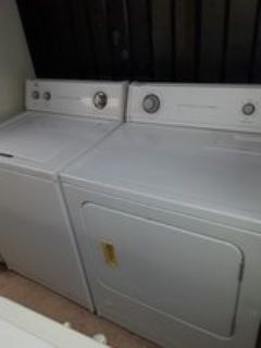 proper washer and gas dryer heavy duty super capacity