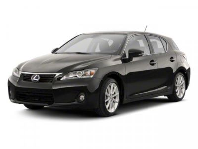 2012 Lexus CT 200h Base (Gray)