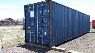 Shipping / Cargo Containers for Storage