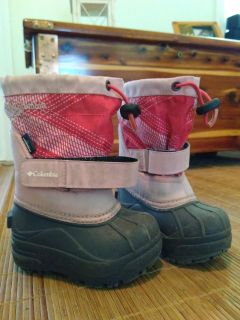 Columbia Snow Boots Size 6