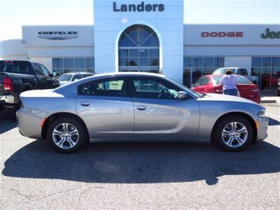 2018 Dodge Charger SXT RWD (Silver)