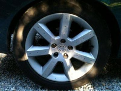 "$600 350Z Nissan 17"" wheels stock rims / wheels and like new tires"