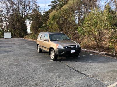 2004 Honda CR-V EX (Gold)