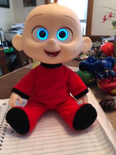 Jack doll from Incredibles