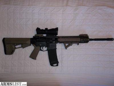 For Sale: Vltor/P.O.F. AR-15 Carbine