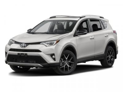 2016 Toyota RAV4 SE LEATHER MOONROOF (Electric Storm Blue)
