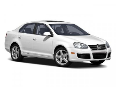 2009 Volkswagen Jetta S PZEV (White)