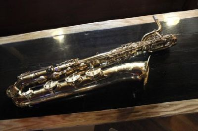 vintage 1971 Selmer Mark VI baritone Saxophone (Low A). near mint