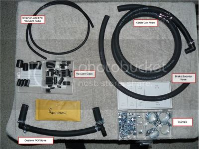 FS: SAI/N249/PCV/EVAP Delete Kit, Pretty much everything you need