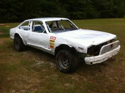 Nova dirt track RACE CAR