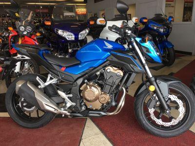 2018 Honda CB500F Sport Motorcycles Crystal Lake, IL