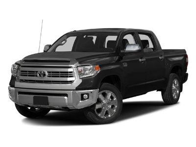 2016 Toyota Tundra Platinum (Gray)