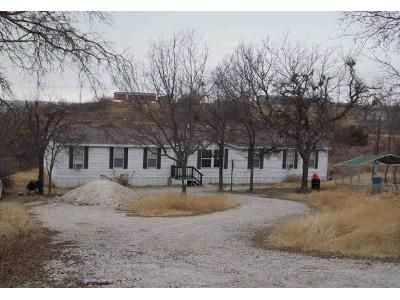 4 Bed 2 Bath Foreclosure Property in Weatherford, TX 76085 - Upper Denton Rd