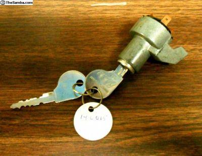 1958-67 German VW Bug/Ghia Ignition Switch