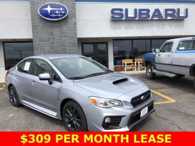 2018 Subaru Impreza WRX Base (Ice Silver Metallic)