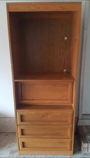 4 Drawers TV Stand