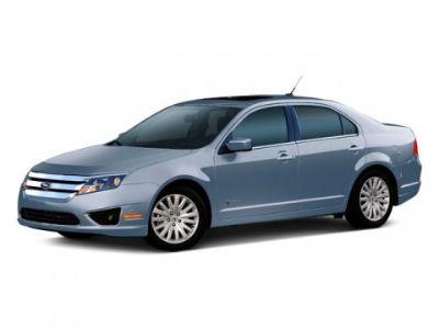 2010 Ford Fusion Hybrid Base (Sterling Gray Metallic)