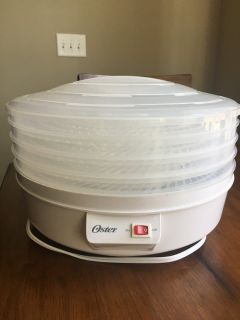 Oster Food Dehydrator - Clean!