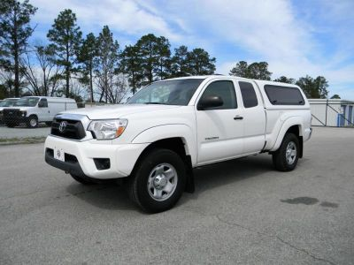 2014 TOYOTA TACOMA PreRunner Access Cab I4 4AT 2W 73802