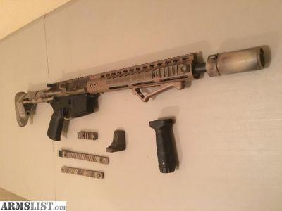 For Sale: 300 Blk AR15 Custom