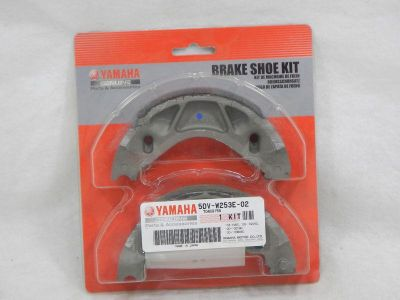 Find YAMAHA 5DV-W253E-02 BRAKE SHOE KIT *NEW motorcycle in Rancho Cucamonga, California, US, for US $14.75