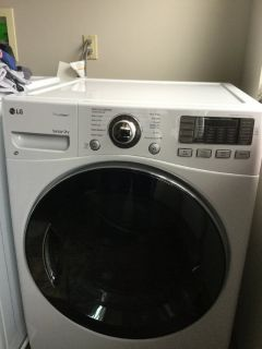 Like New LG Gas Dryer For Sale