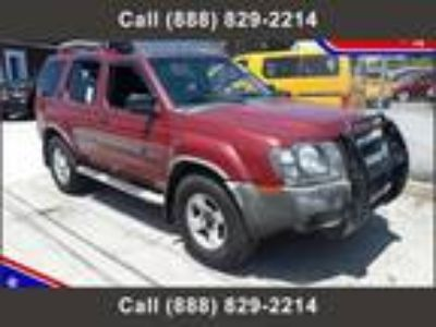 $2995.00 2004 NISSAN Xterra with 197203 miles!