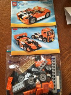 Lego 3 in 1 set