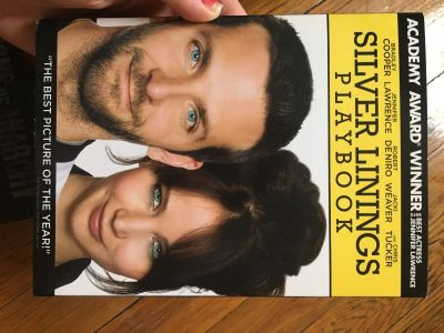 Silver Lining Playbook DVD