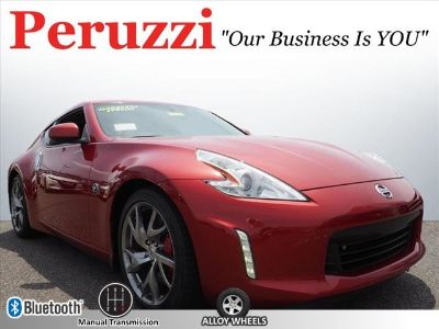2016 Nissan 370Z Base (Magma Red)