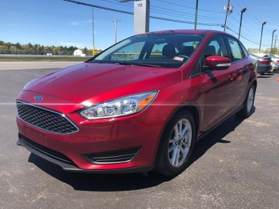 2015 Ford Focus SE (Ruby Red Metallic Tinted Clearcoat)