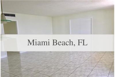 OCEAN FRONT luxurious BUILDING WITH BEACH SERVICE. Parking Available!