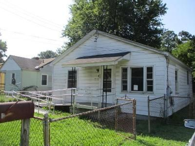 2 Bed 1 Bath Foreclosure Property in Richmond, VA 23224 - Wright Ave