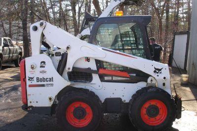 2014 Bobcat S770