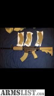 For Sale: AR-15 Chambered in 7.62x39