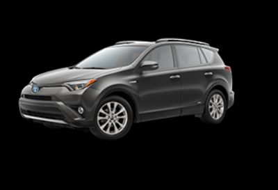 2018 Toyota RAV4 Limited Hybrid AWD-i (Magnetic Gray Metallic)