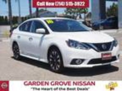 Used 2016 Nissan Sentra None, 7.96K miles
