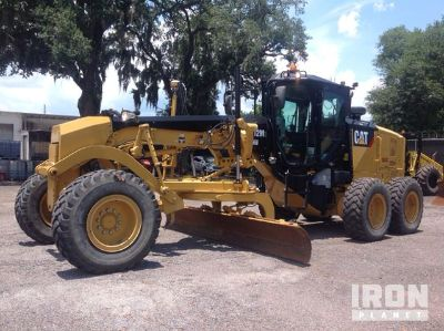 2015 (unverified) Cat 12M3 Motor Grader