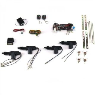 Buy 4 Door Remote Central Lock Kit matchless 1932 line out dirt 427 chopper 510 428 motorcycle in Portland, Oregon, United States, for US $66.83