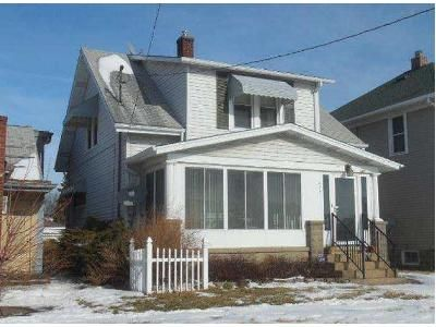 3 Bed 1.5 Bath Foreclosure Property in Sandusky, OH 44870 - N Depot St