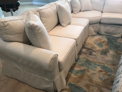 Sectional Sofa by J Turner