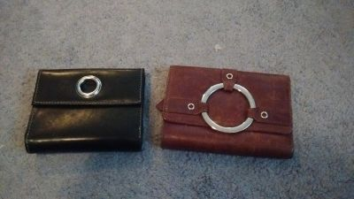 Wilson's leather wallets