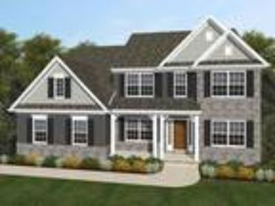 The Ethan Vintage by Keystone Custom Homes: Plan to be Built