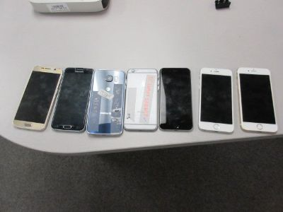 Samsung and iphones