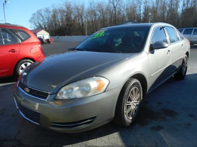 2007 Chevrolet Impala LT (GREY)