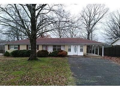 3 Bed 2 Bath Foreclosure Property in Waynesboro, TN 38485 - Mink Branch Acres Dr