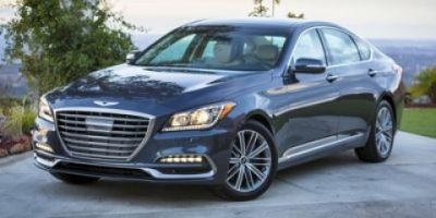2019 Hyundai Genesis 3.8L (BLACK)