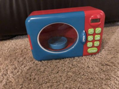 Little Toy Microwave